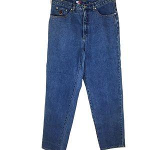 Vintage Tommy Hilfiger DAD blue jeans size 38